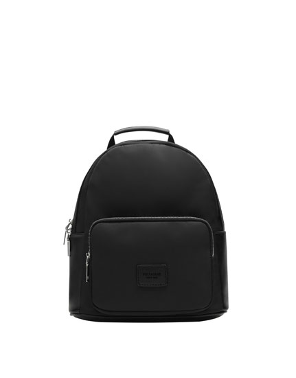 Coloured urban mini backpack