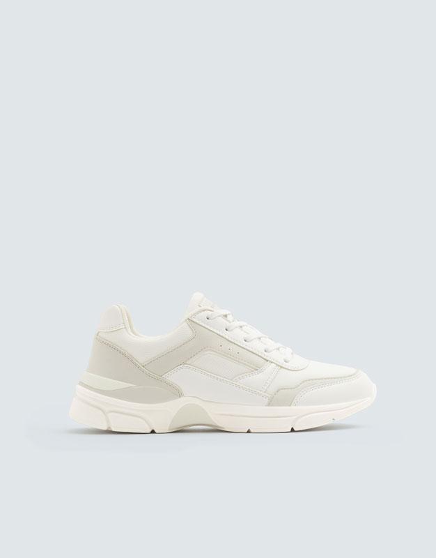 Αθλητικά παπούτσια μοντέρνα Urban by Pull & Bear