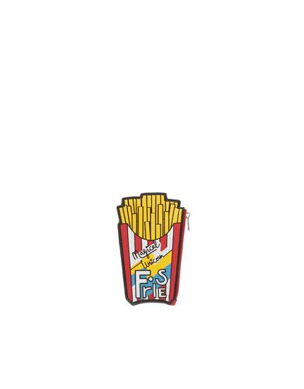 Monedero papas fritas