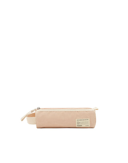 Trousse school rose