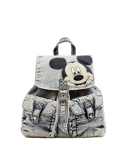Vintage Mickey backpack