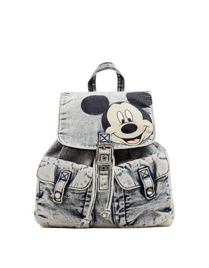 Mochila Mickey vintage