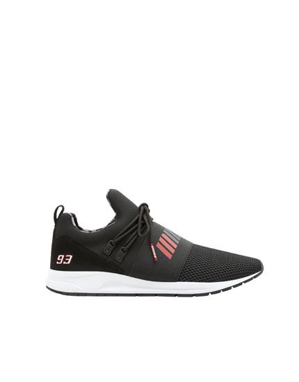 Black MM93 Marc M�rquez sneakers