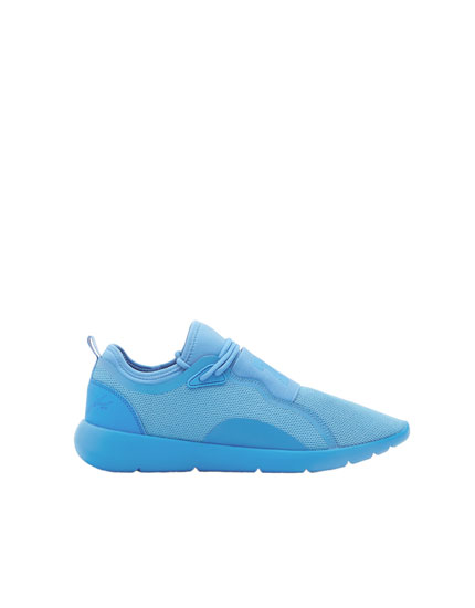 Blue Álex Márquez 73 stretch sneakers