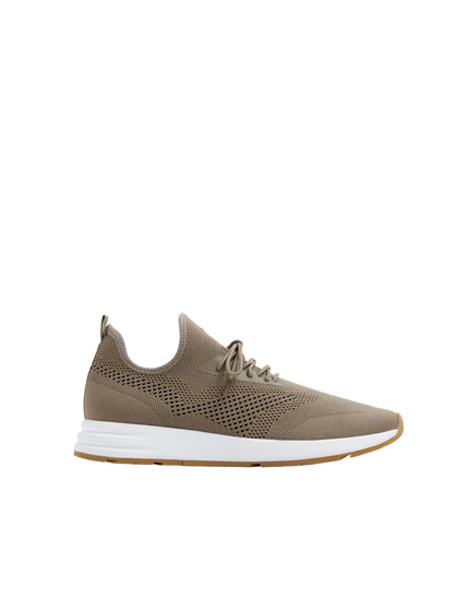 Urban sock-style trainers