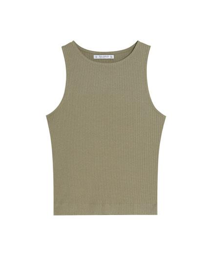 Basic tank top