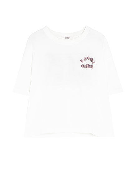 """Short sleeve """"Local Artist"""" T-shirt"""