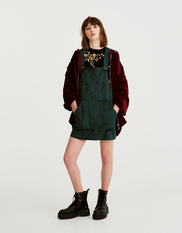 Pull and bear robe