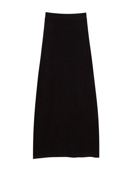 Basic, lang nederdel