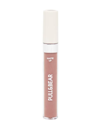 Matte lip colour - Adoration Brown