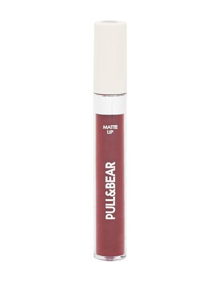 Matte lip colour - Oxblood