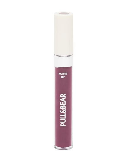 Matte lip colour - Adoration Burgundy