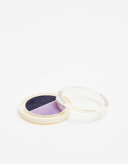 Eye shadow - Iris & Night blue