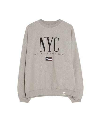 Sweatshirt NYC