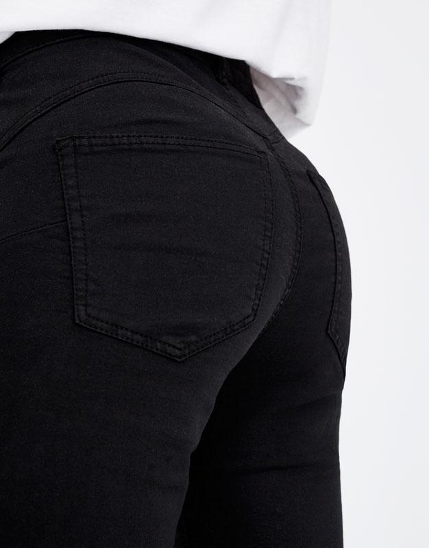 Jean skinny fit push up