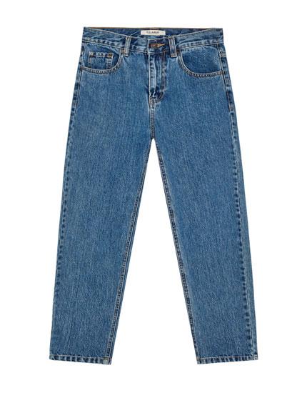 Paradise flag jeans