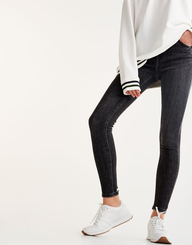 Body curve jeans