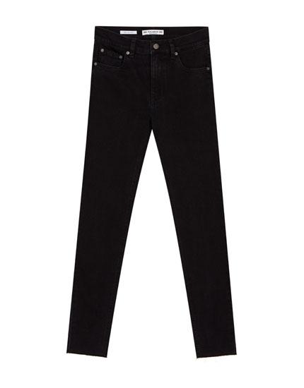 Capri-Jeans im Skinny-Fit
