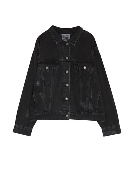 Ozzy Osbourne denim jacket