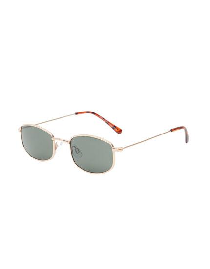 Gafas de sol rectangulares