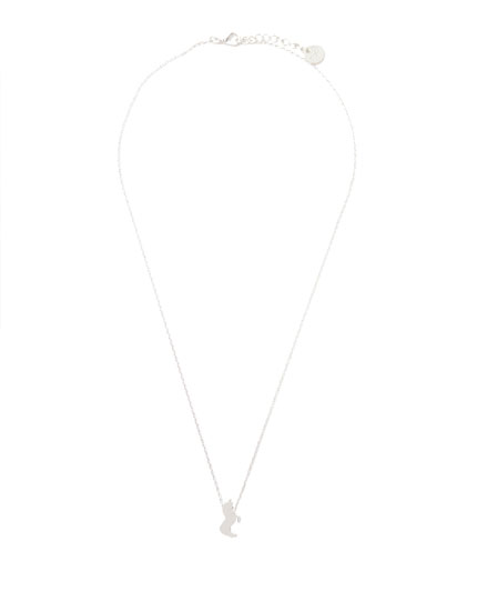 Halskette mit Einhorn