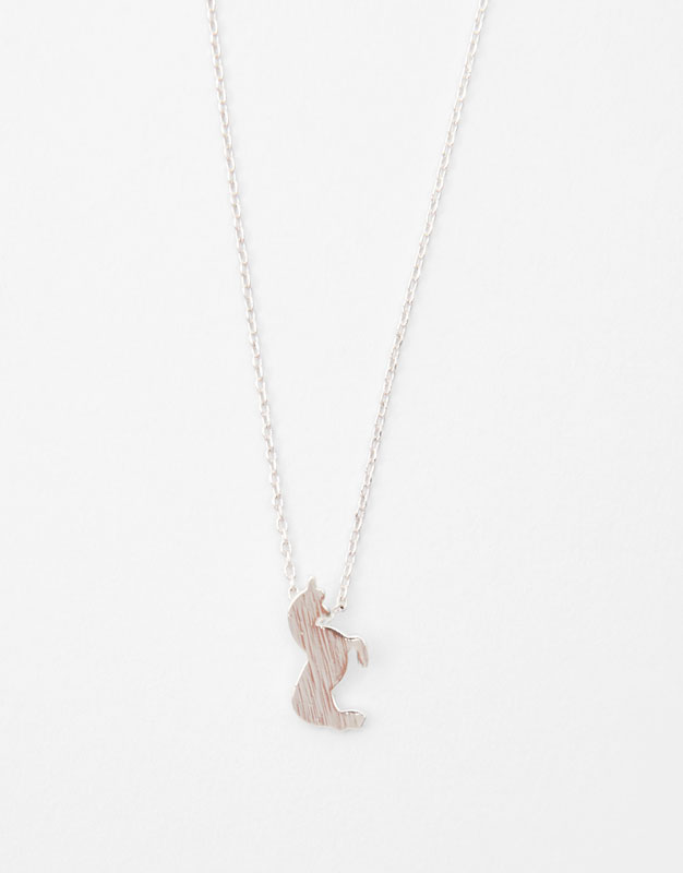 Unicorn Pendant by Pull & Bear