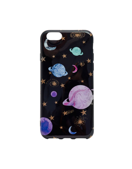 Galaxy mobile phone case