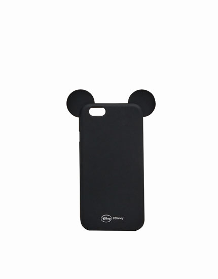 Silicone Disney mobile phone case