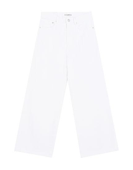 A-line 5-pocket jeans