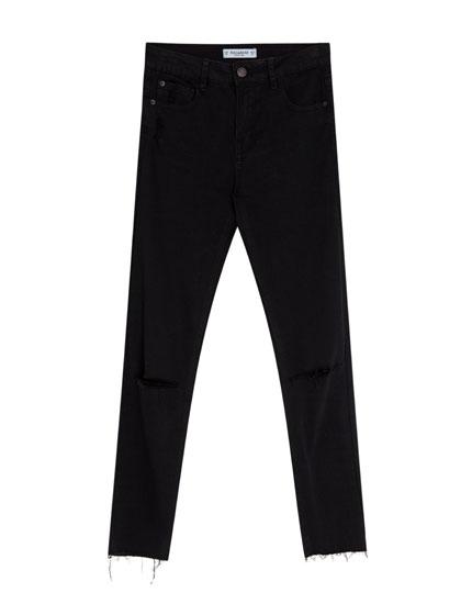 Capri jean skinny fit