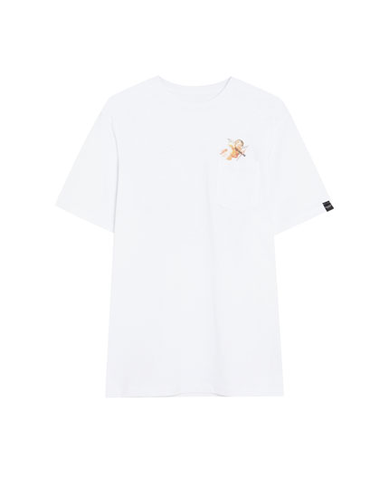 Short sleeve museum painting T-shirt