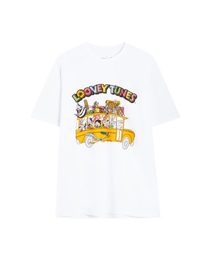 Short sleeve Looney Tunes T-shirt