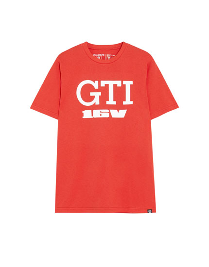 Short sleeve VW logo T-shirt