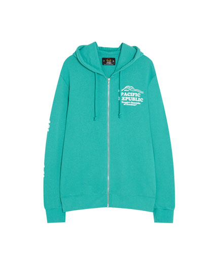Sweat capuche Pacific Republic