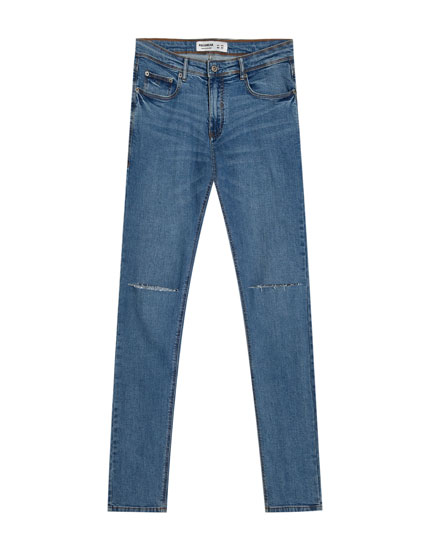 Jeans im Superskinny-Fit