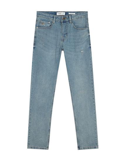 Regular-Comfort-Fit Jeans