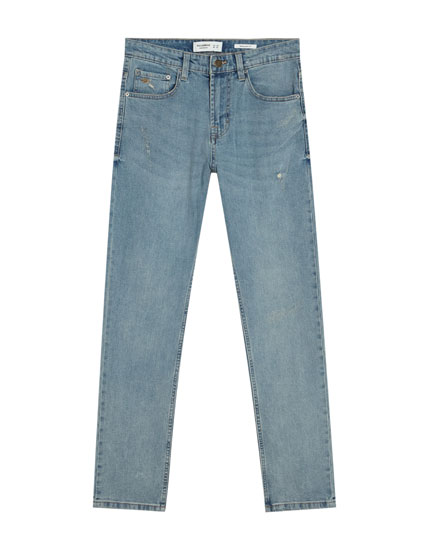 Regular comfort fit jeans