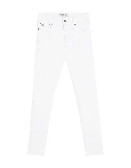 Superskinny-Jeans in Weiß