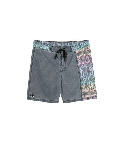 Maui and Sons Bermuda swimming trunks