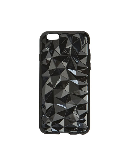 Diamond design mobile phone case