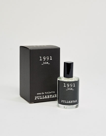 Eau de toilette pull & bear 1991 him 30 ml