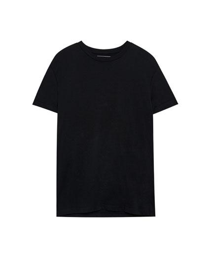 Camiseta manga corta algodón orgánico