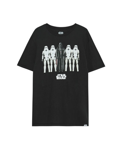 Star Wars-t-shirt med Darth Vader