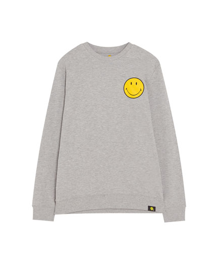 Sudadera Smiley