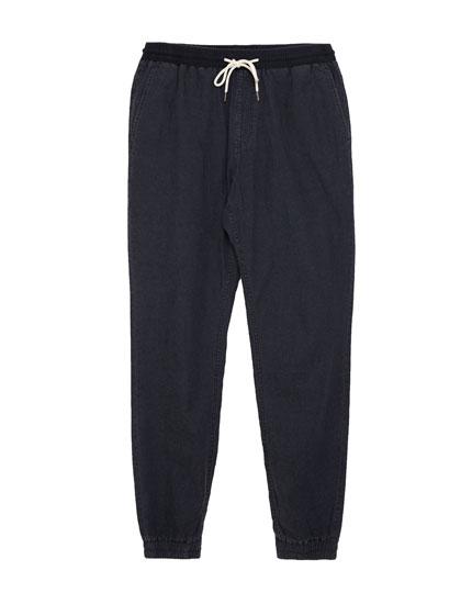 Beach-style jeans
