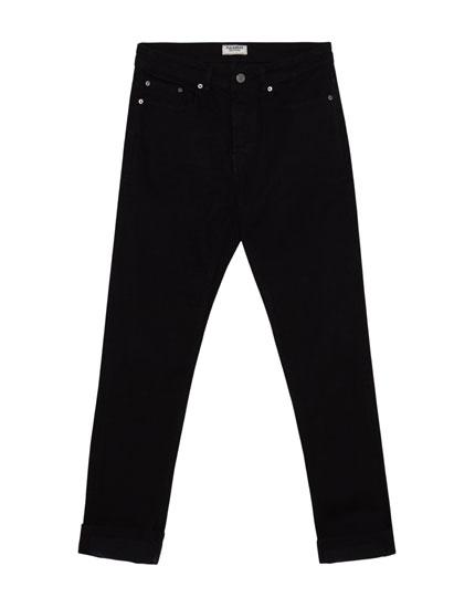 Slim-Jeans im Komfort-Fit