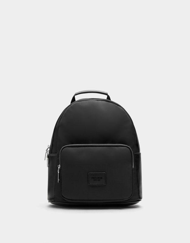 Coloured urban mini backpack