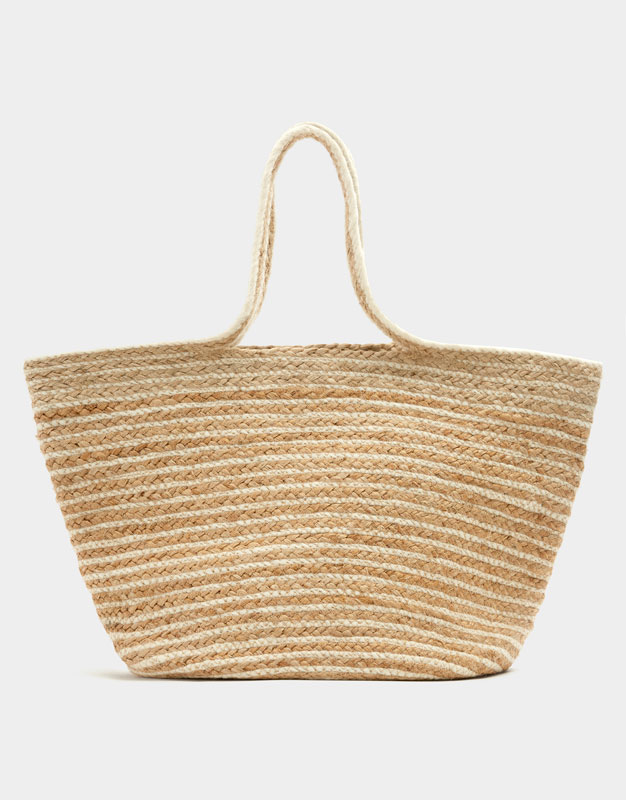 Maxi Tote Bag by Pull & Bear