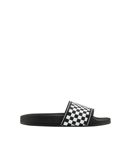 Chequered slides