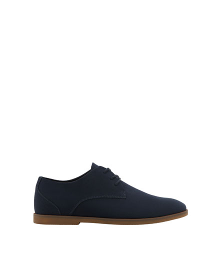 Chaussures slim bleues